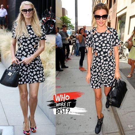 Dan my nhan Hollywood 'dung' vay ao 'yeu nu hang hieu' Paris Hilton - Anh 10