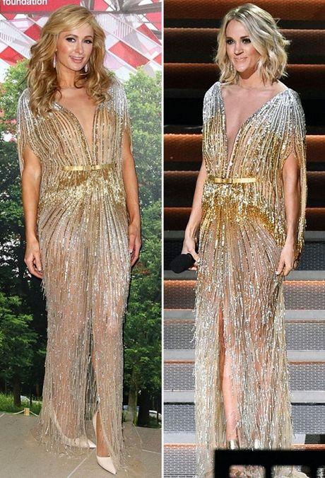 Dan my nhan Hollywood 'dung' vay ao 'yeu nu hang hieu' Paris Hilton - Anh 2
