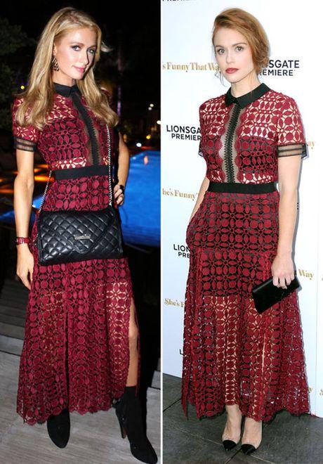 Dan my nhan Hollywood 'dung' vay ao 'yeu nu hang hieu' Paris Hilton - Anh 6