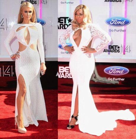 Dan my nhan Hollywood 'dung' vay ao 'yeu nu hang hieu' Paris Hilton - Anh 8
