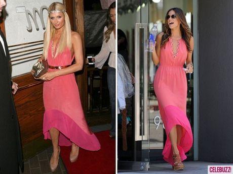 Dan my nhan Hollywood 'dung' vay ao 'yeu nu hang hieu' Paris Hilton - Anh 9