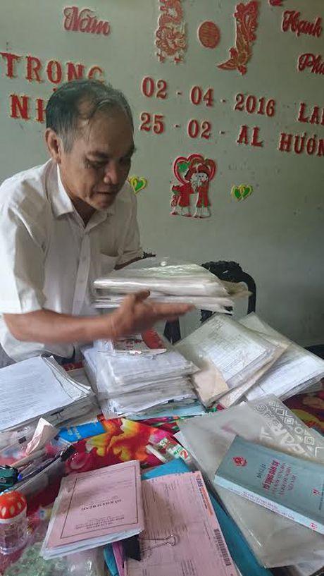 Nguoi bi 26 nam oan sai la em re nguyen Tong Thanh tra Chinh phu - Anh 2