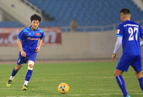 Xuan Truong tiet lo ly do khong duoc thi dau tron 90 phut tai K.League - Anh 1
