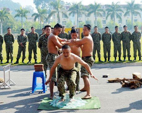 Than phuc dang cap khi cong, nganh cong cua dac cong Viet Nam - Anh 2