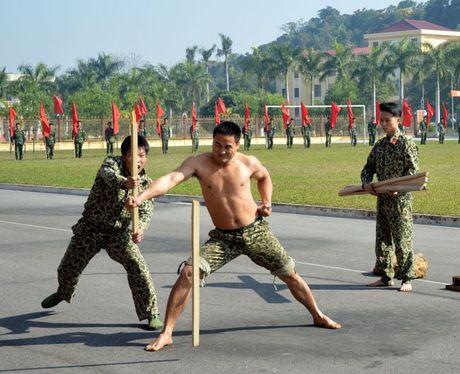 Than phuc dang cap khi cong, nganh cong cua dac cong Viet Nam - Anh 8