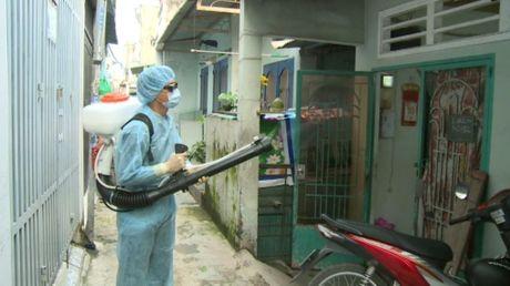 TP HCM: So ca nhiem vi rut Zika tiep tuc tang - Anh 1