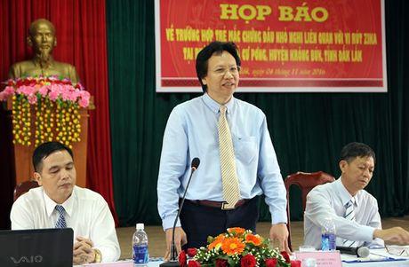 Truong hop mac chung dau nho o Dac Lac: Khong con virus Zika trong co the chau be - Anh 1