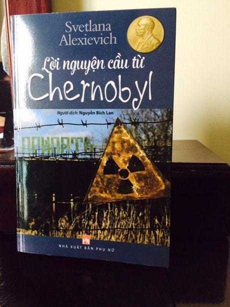 Gioi thieu sach 'Loi nguyen cau tu Chernobyl' - Anh 1