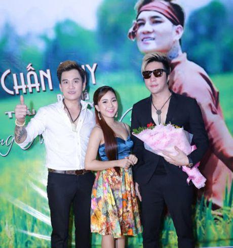 Lam Chan Huy 'Dot pha' voi dan ca - Anh 2