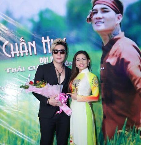 Lam Chan Huy 'Dot pha' voi dan ca - Anh 3