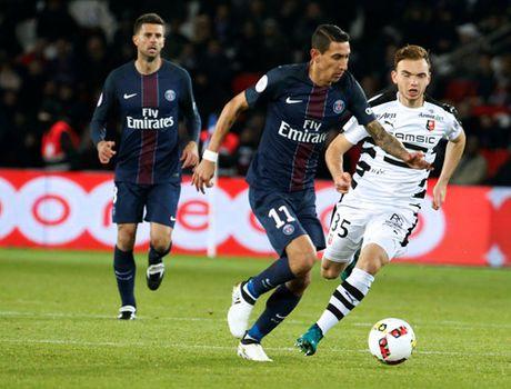PSG nem vi dang trong ngay thang lon o Ligue 1 - Anh 2