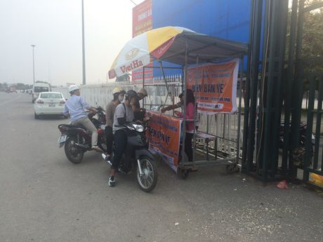 My Dinh chua nong truoc tran Viet Nam - Indonesia - Anh 2