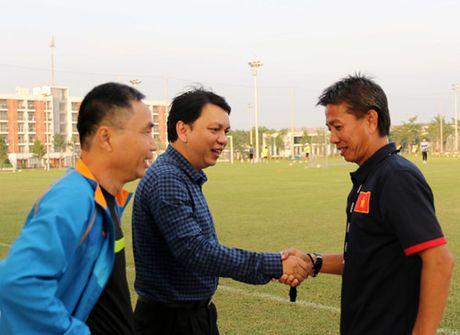 Giai tu hung Vu Han: Tuyen U.22 Viet Nam lay U.19 lam nong cot - Anh 3