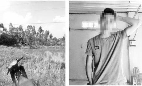Vinh Phuc: Dieu tra vu nam thanh nien chet bat thuong tai trang trai ca - Anh 1