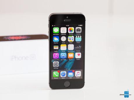 Apple co the se khong ra mat iPhone SE moi nam 2017 - Anh 1