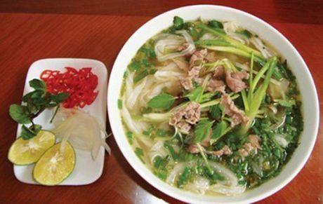 Pho Viet Nam duoc nhieu nguoi Nhat Ban ua thich - Anh 1