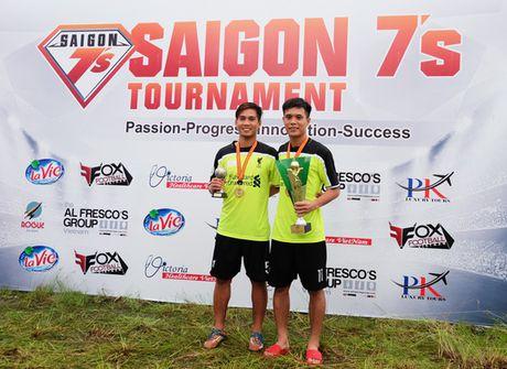 "Cuu thu mon Phan Van Santos ""xuat tuong"" o TP HCM - Anh 4"