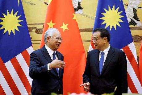 """Thu tuong Malaysia bi chi trich """"ban nuoc"""" sau chuyen tham Trung Quoc - Anh 1"""