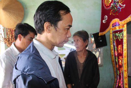 Bao Nguoi Lao Dong chia se mat mat noi tam lu Nam Trung bo - Anh 7