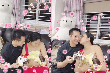 Phan Nhu Thao va dai gia Duc An ky niem 1 nam dinh hon - Anh 1