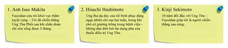 Cuon sach ve lieu phap Fucoidan cua TS. BS nguoi Nhat Daisuke Tachikawa mo ra mot canh cua moi, day hy vong cho benh nhan ung thu - Anh 3