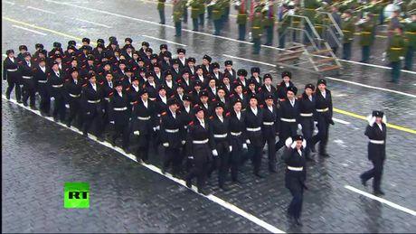 Tai hien le duyet binh huyen thoai tren Quang truong Do - Anh 1