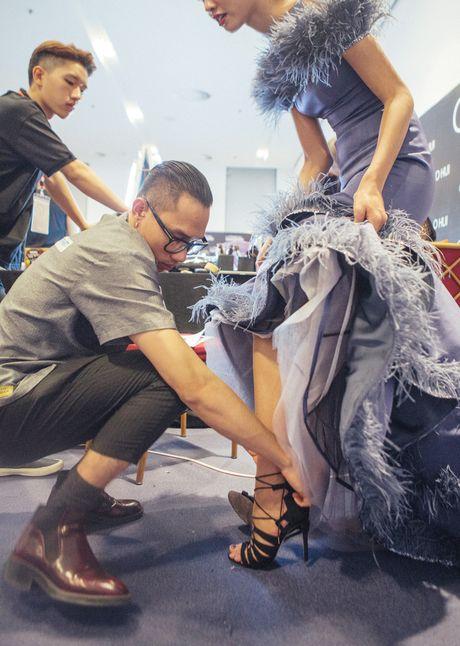 Hau truong khong hao nhoang cua Vietnam International Fashion Week - Anh 3