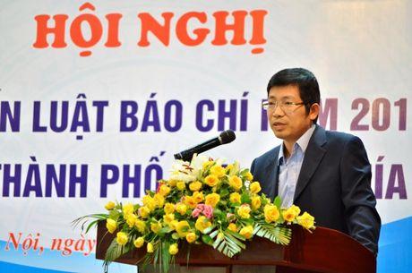 Luat Bao chi 2016 quy dinh chat che quyen va nghia vu Nha bao - Anh 4