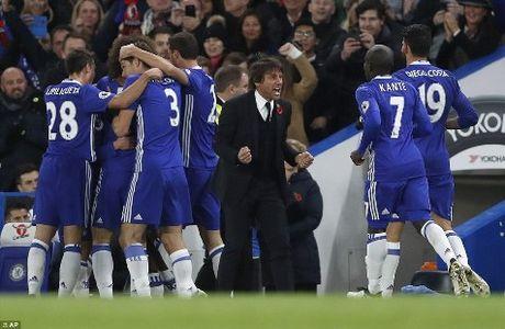 Premier League 2016-17: De bep Everton, Chelsea len dinh bang - Anh 1