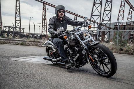 Giai ma am thanh dac trung tren cac dong xe Harley-Davidson - Anh 1