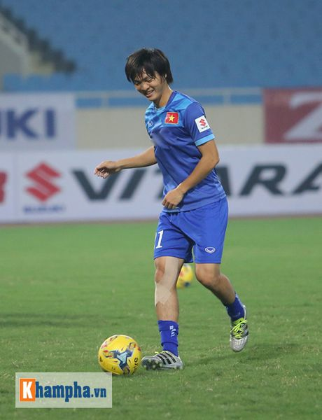 DT Viet Nam: Xuan Truong noi ve giac mo vo dich AFF Cup - Anh 10