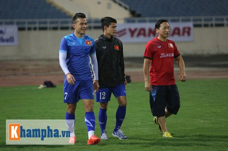 DT Viet Nam: Xuan Truong noi ve giac mo vo dich AFF Cup - Anh 11