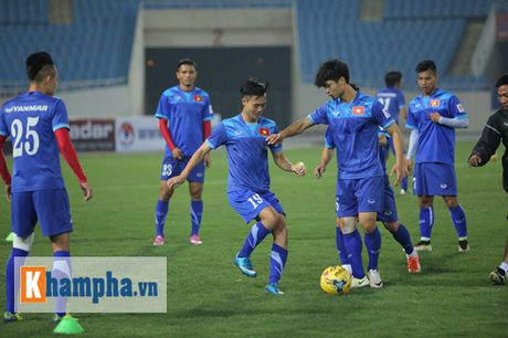 DT Viet Nam: Xuan Truong noi ve giac mo vo dich AFF Cup - Anh 9