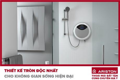 Ariston - Nhan hang mang den nhiet do nuoc on dinh, bat chap moi dieu kien - Anh 3