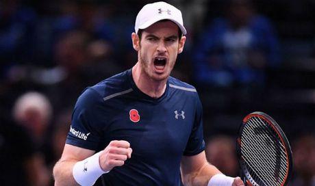 Murray len ngoi so 1 the gioi: Da hay con gap may - Anh 1