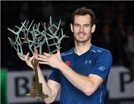 Murray len ngoi so 1 the gioi: Da hay con gap may - Anh 3