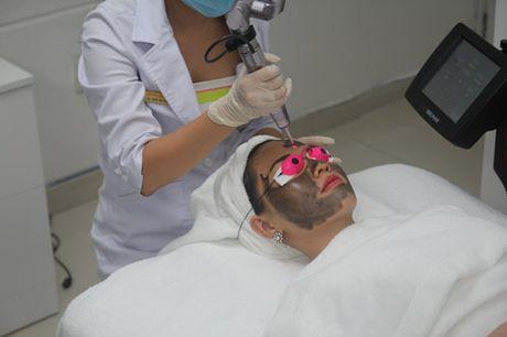 Tin do lam dep phat sot voi trao luu thai doc da Detox Laser - Anh 2