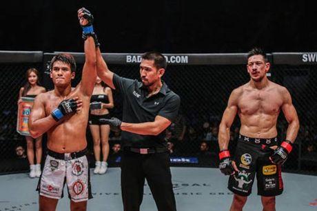 Nong mat, vo si MMA so 1 Thai Lan thach dau Yilong - Anh 2