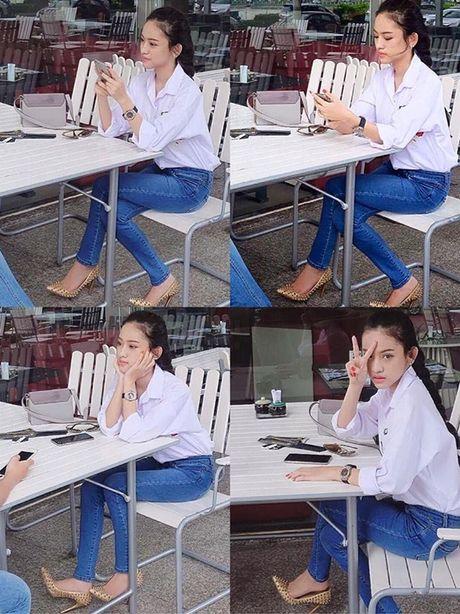 Sau khi di Han Quoc, Thuy Vi da thay doi nhung diem gi tren guong mat? - Anh 9