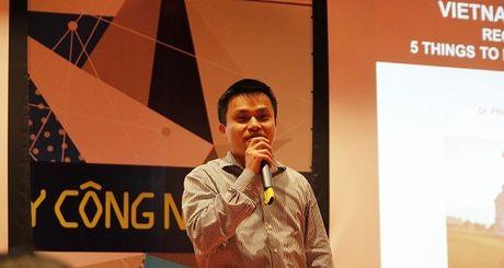 CEO Tap doan Topica: Khoi nghiep muon thanh cong phai lieu - Anh 1