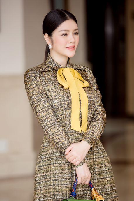 Ly Nha Ky dien ca 'cay' hang hieu sang chanh du su kien - Anh 7