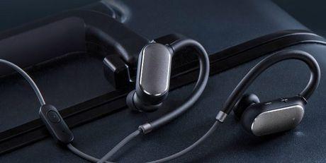 Xiaomi ra mat tai nghe Mi Sports Bluetooth pin 7 gio, gia 22 USD - Anh 1