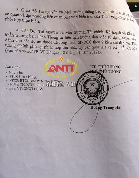 Ninh Binh: Nguy co du an trong diem 'dut ganh' – 8 ti 'boc hoi' - Anh 3