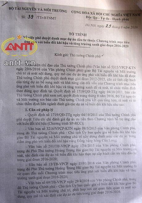Ninh Binh: Nguy co du an trong diem 'dut ganh' – 8 ti 'boc hoi' - Anh 6