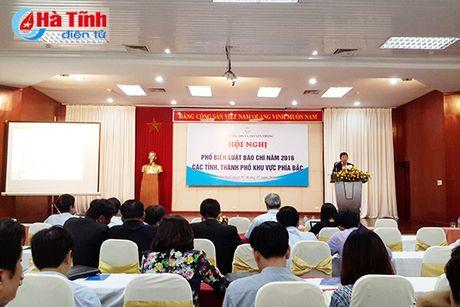 Quan triet, pho bien Luat Bao chi nam 2016 - Anh 1