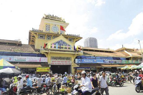 Cho Binh Tay, trung tu giu nguyen kien truc cu - Anh 1