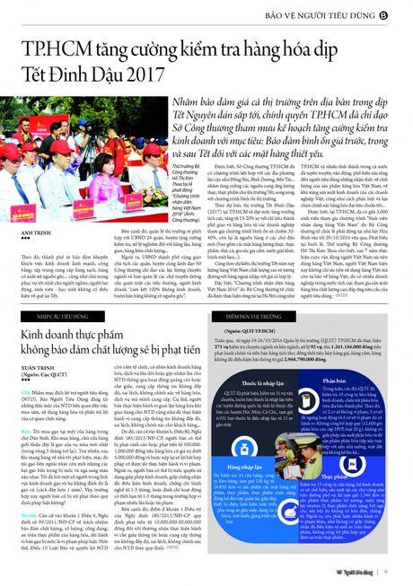 Kinh doanh thuc pham khong bao dam chat luong se bi phat tien - Anh 1