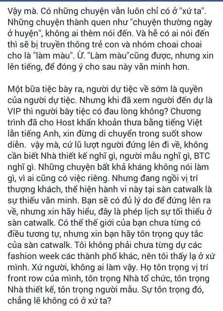 Nu ca si Min thang than bay to quan diem dap tra MC Tung Leo - Anh 3
