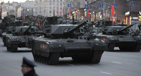 Sieu tang Armata Nga la 'the he xe tang cach mang nhat' - Anh 1