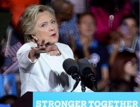 Neu ba Hillary Clinton dac cu Tong thong, chinh sach doi voi Trung Quoc se duoc thuc hien nhu the nao? - Anh 1